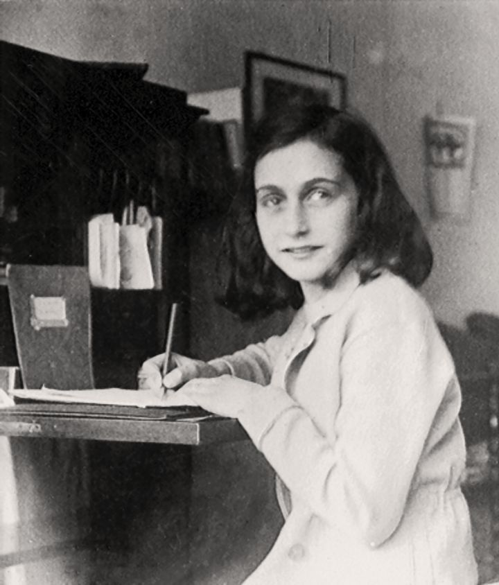 10 Things to Know About Anne Frank's The Diary of a Young Girl--I wouldn't open this page up and read it to students, but it would be good to look over prior to the unit each year so I could share a couple points with them.