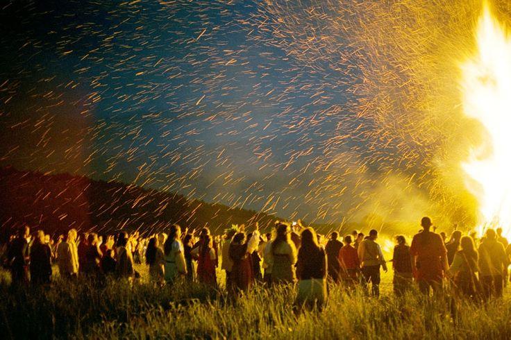 Ivan Kupala night celebrations
