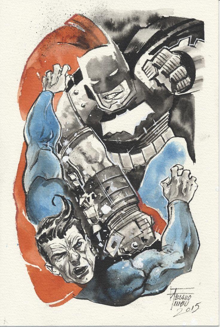 Fabiano Ambu - Superman vs Batman