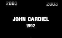 John Cardiel nasceu em 14 de dezembro de 1973 em San Jose, Califórnia, algumas imagens de 1992, ano em que o jovem John Cardiel pisou no palco e e se destacou com o prêmio SOTY, esta é apenas uma parte que foi extraído do S.O.T.Y. vídeo.
