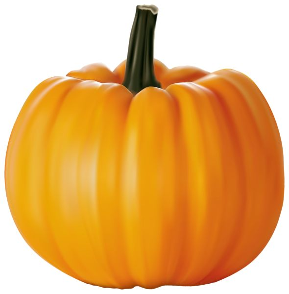 Pumpkin PNG Clipart Image