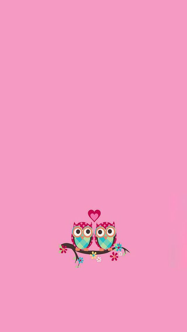 Love Birds Wallpaper For Iphone : 146 best Owl images on Pinterest Owl, Owls and Background images
