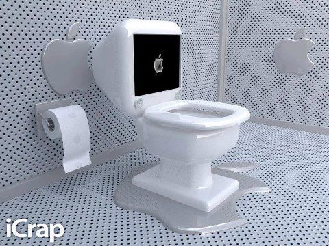 iCrap Humor Funny Gadgets Apple Latest gadgets