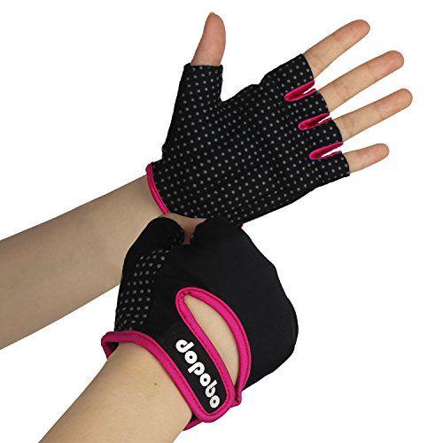Dopobo Damen Gel Handschuhe Training