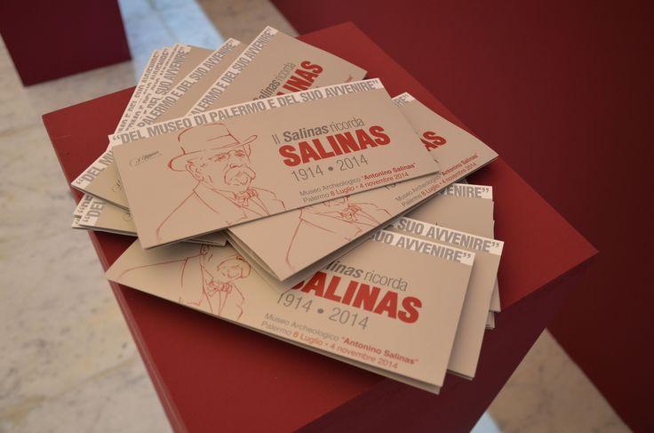 """#mostra """"Del #Museo di #Palermo e del suo avvenire"""" - Il Salinas ricorda SALINAS 1914-2014 #museosalinas"""