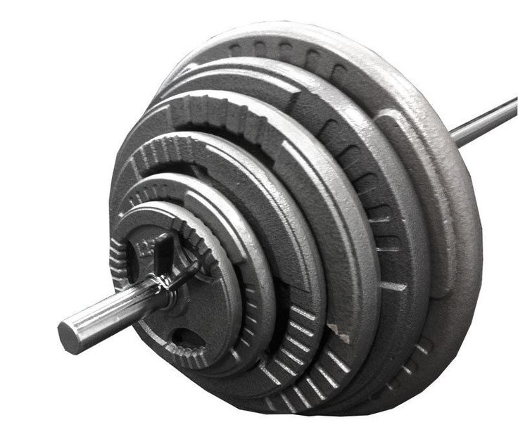 Barbell u0026 Weight 100KG Set Standard Hammertone Cast Iron Plates Fitness Exercise This package includes  sc 1 st  Pinterest & 18 best Barbells Weights Package images on Pinterest   Dinner plates ...