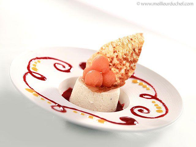 Almond Blancmange - Meilleur du Chef