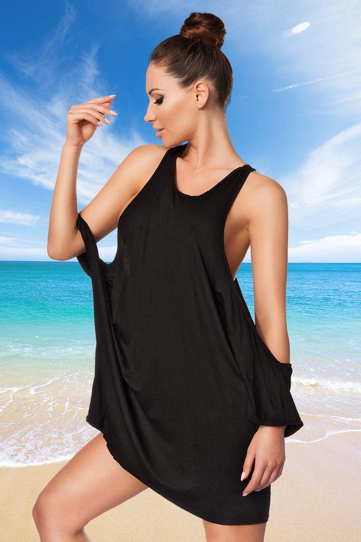 Oversize Shirt schwarz 1-14565-002