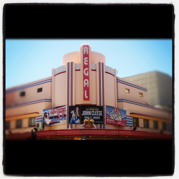 Regal Theatre, Subiaco, Perth.