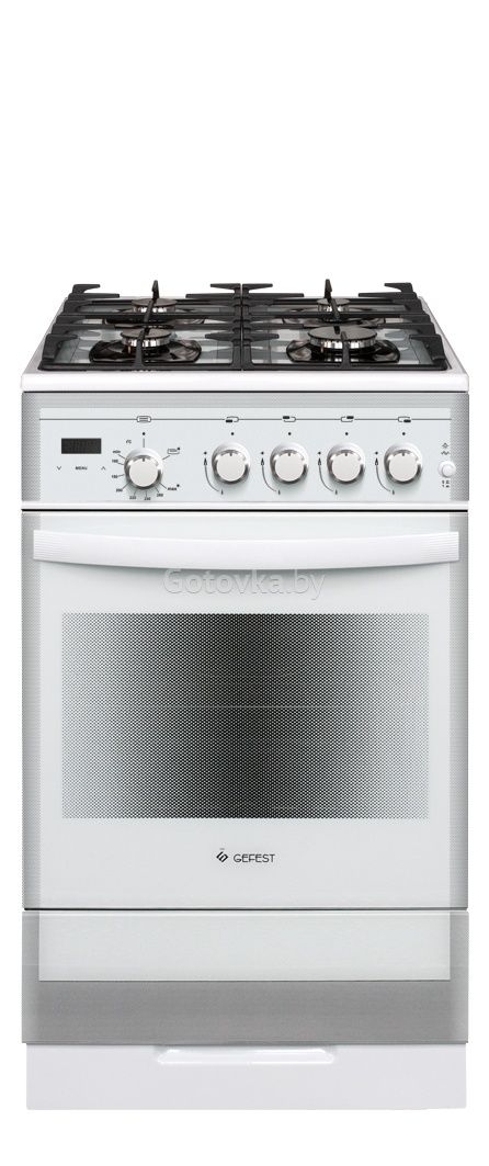 Газовая плита Гефест 5500-03 (0042) - Gotovka.by — у нас можно купить технику для кухни