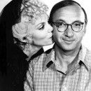 Marsha Mason with husband Neil Simon, author of The Cheap Detective