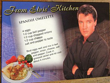 From Elvis' Kitchen | Spanish omelette | Flickr - Photo Sharing!
