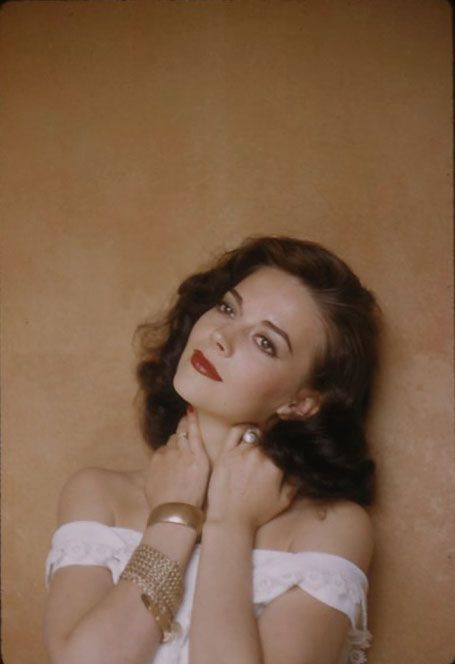 Natalie Wood, photographed by Peter Basch (ca. 1962)