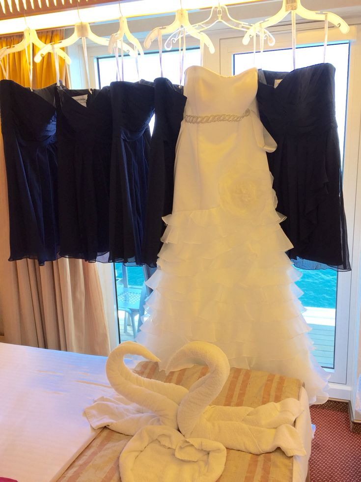 Carnival cruise wedding