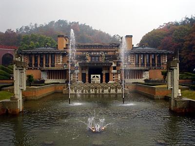 フランク・ロイド・ライト  旧帝国ホテル