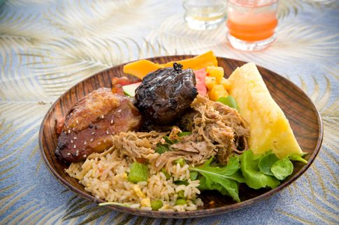 Polynesian Cultural Center's Luau Recipes