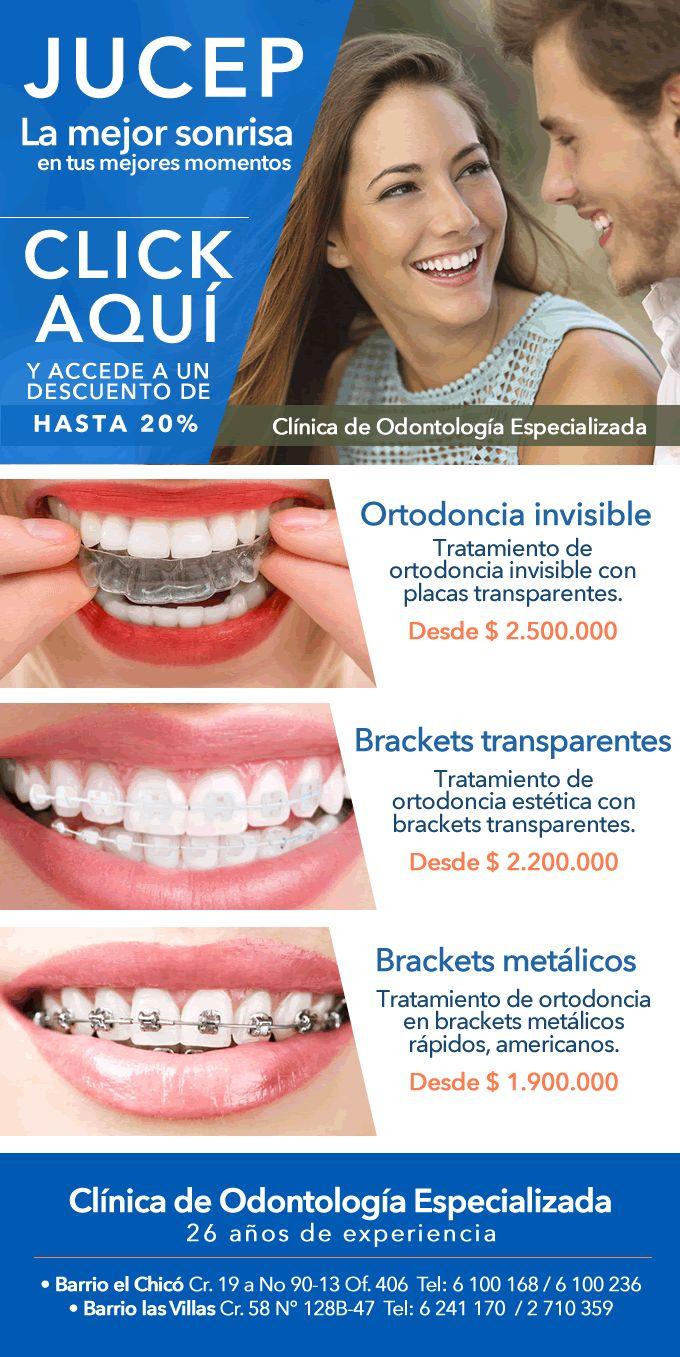 #NOVOCLICK esta con #JUCEP Clínica de odontología especializada 20% OFF
