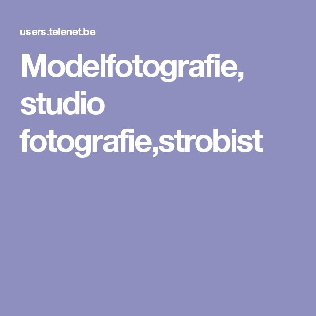 Modelfotografie, studio fotografie,strobist