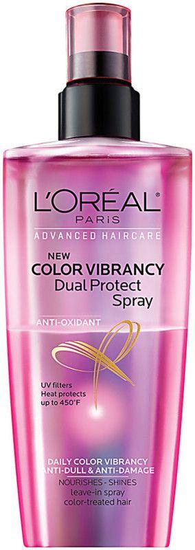 L'Oréal Color Vibrancy Dual Protect Spray