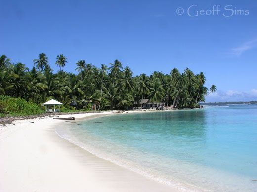 Sibaranun Island, Pulau-Pulau Batu, Nias - Indonesia