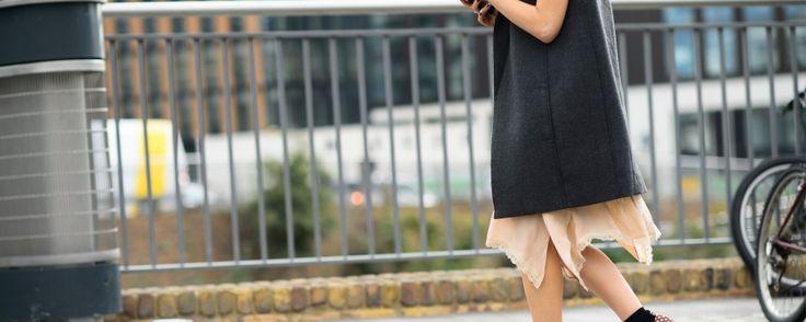 How to wear it: Chaleco XL