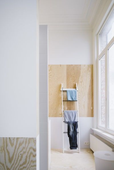 van staeyen interieur architecten, Olmo Peeters · MOR - BATHROOM - deckenleuchten für badezimmer