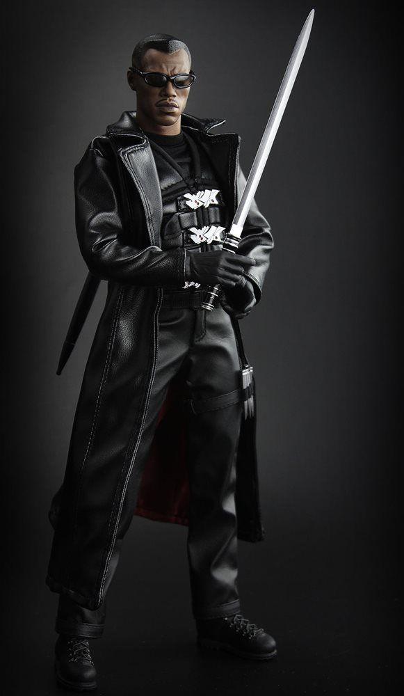 "Hot Marvel Studios 1//6 12/"" Action Figure BLADE II Wesley Snipes Toys In Stock N"