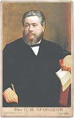 "C. H. Spurgeon, link to his commentary on Psalms, ""The Treasury of David"""