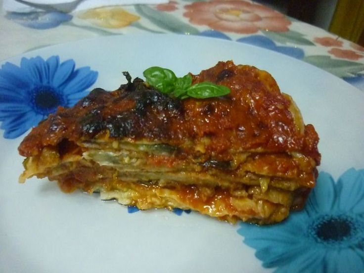 How to prepare Eggplants parmigiana by Cilento. Recipe in the kitchen