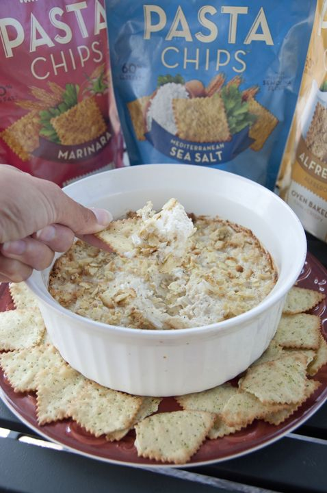 Baked Vidalia Onion Cheese Dip + a GIVEAWAY!   Wishes and Dishes