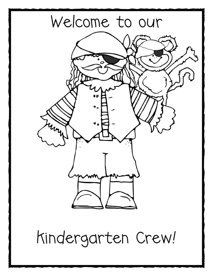 108 best images about preschool pirate theme on pinterest for Pirate coloring pages for preschool