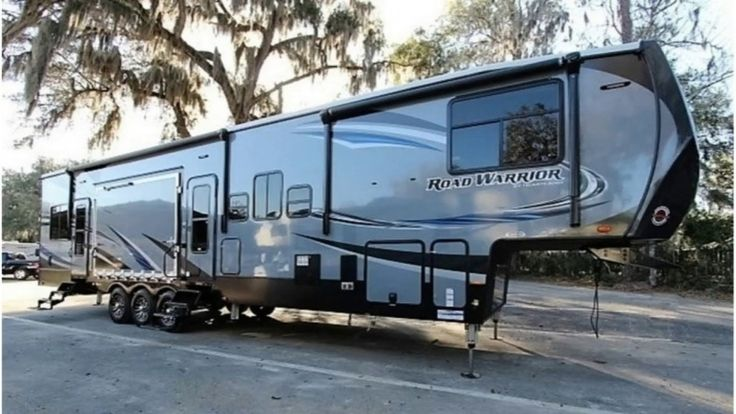 5Th Wheel Toy Hauler For Sale