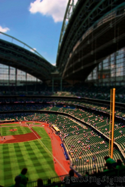 1000+ images about Milwaukee Brewers on Pinterest | Parks ...