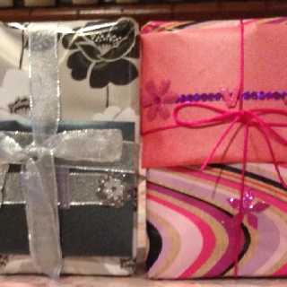 My Gift Wrapping Ideas ....