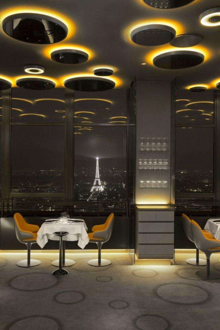 Good Au 56e étage De La Tour Montparnasse Le Restaurant Great Pictures