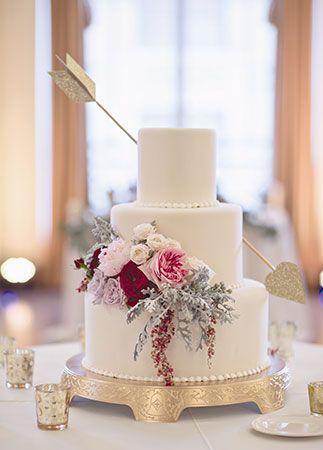 Arrow Wedding Details | Heather Saunders Photography | blog.theknot.com