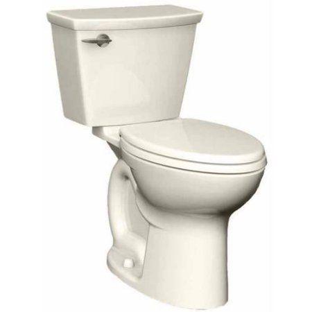 american standard 217da104020 tropic cadet pro round front twopiece 128 gpf toilet