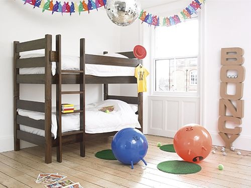 15 best images about children 39 s bedrooms on pinterest for Boy bunk bed bedroom ideas