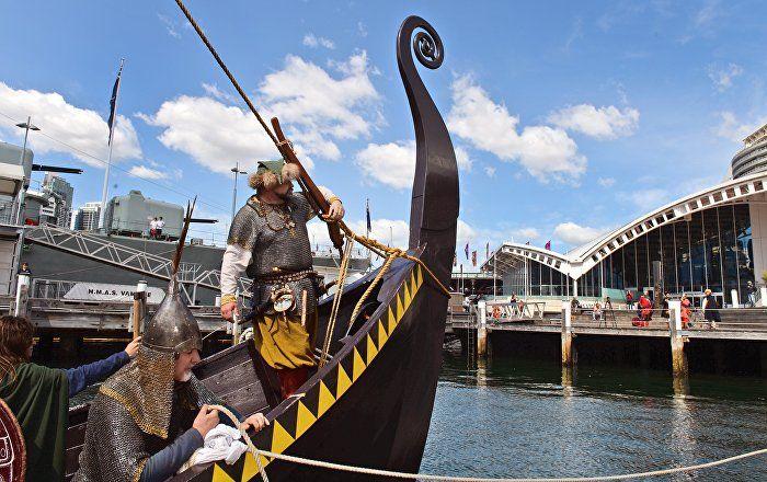 Sputnik Türkiye ///  DNA analiziyle tarih yeniden yazıldı: Kadın Viking savaşçılar gerçekten varmış