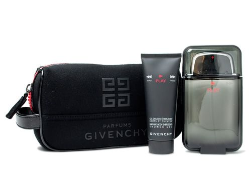 Givenchy Play Intense is a well thought creation retaining the theme of Play, with the bottle modeled like a MP3 Player.
