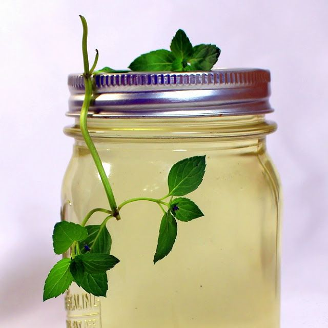Inspired By eRecipeCards: How to Make MINT SIMPLE SYRUP - 52 Simple But Next Level Dishes and Small Batch Canning