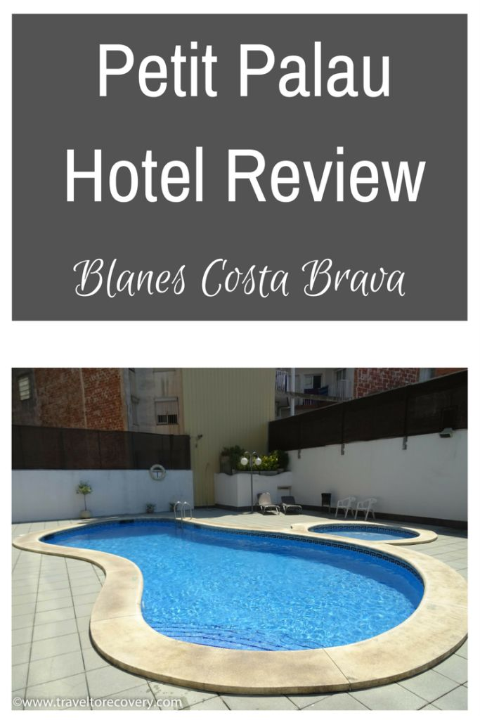Petit Palau Blanes Hotel Review ǀ hotel in blanes ǀ hotels in spain ǀ hotel ǀ where to stay in blanes ǀ blanes ǀ costa brava ǀ things to do in blanes