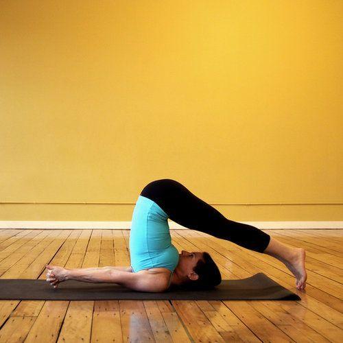 Yoga for sinusitis and nasal congestion