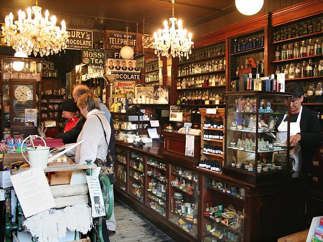 Haworth's Old Apothecary Shop by JohnBurke