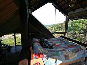 The Machan The Machan is a luxury eco-resort with unique tree houses rising 30 - 45 feet above the forest, offering complete serenity to those looking to escape into nature. Each machan has been carefully designed to minimize any impact on its natural surroundings while offering its inhabitants spectacular views in luxurious comfort. 100% off grid and run only on sustainable resources, The Machan is an island of green unto itself…