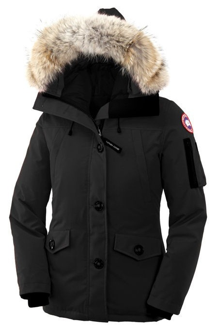 Canada Goose Montebello Parka Black Womens.  Love my goose, 7 yrs old and looks as good as ever!.