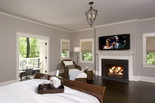 curtains living family room ideas pinterest fireplaces