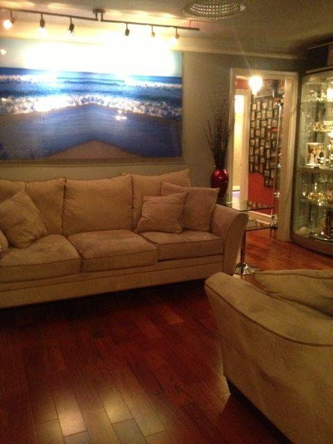 Small condo living room alpha staging design for Condo living room ideas pinterest