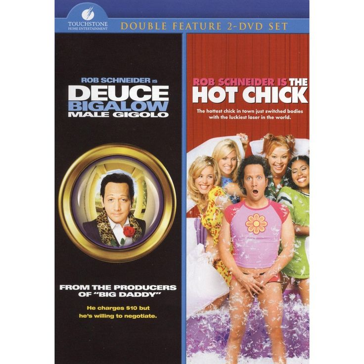 Deuce Bigalow Male Gigolo/Hot Chick [2 Discs]