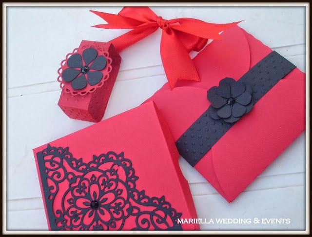 Mariella Wedding & Events Inviti